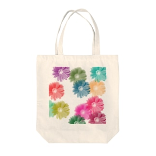colorflower Tote bags
