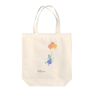 yuccoのI can fly I can go anywhere Tote bags