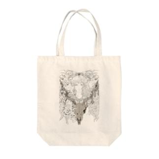 万物の母 Tote bags