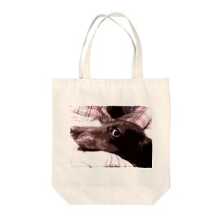 I LOVE DACKS Tote bags