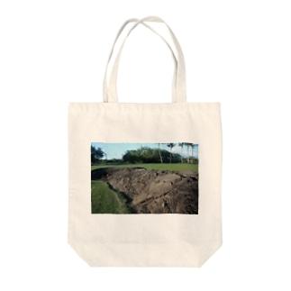 ハワイ島の火山岩 Tote bags