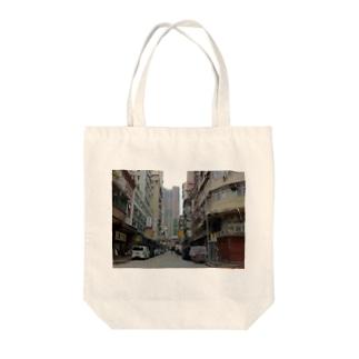 HongKong Tote bags