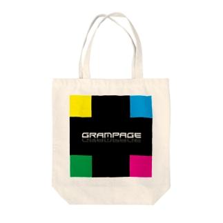 GRAM-CL Tote bags