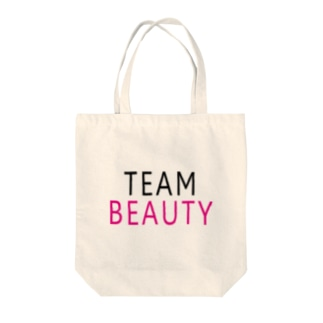 Beauty ProjectのTeam Beauty Tote bags