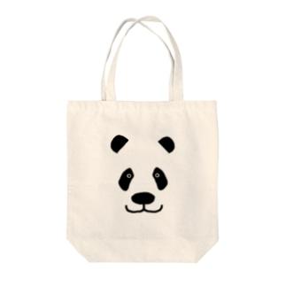 ばんたってぃ Tote bags