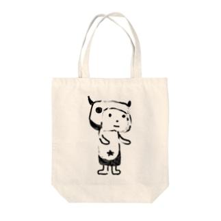 おうじ Tote bags