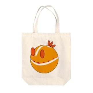 丸ウミウシ(アラリウミウシ) Tote bags