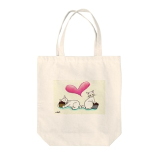 AoiのAnSumo Tote bags
