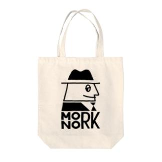 monork Logo Tote bags