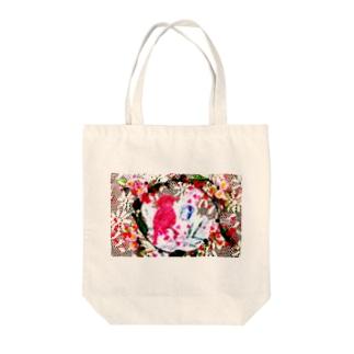 春が来た~♪ Tote bags