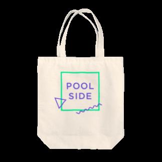 テストアカウントのPOOLSIDE Tote bags