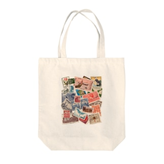 OneBitのStamps Tote bags