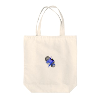 Lightning Tote bags