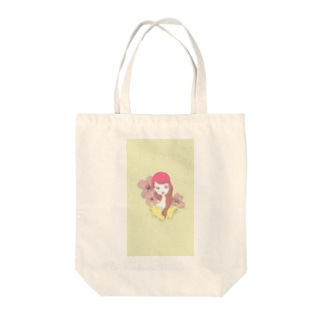 さくらこ Tote bags