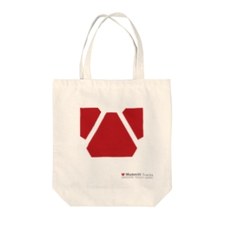 Madstiff Tracks Logo 「CHILDREN'S MADNESS」 [Red] Tote bags