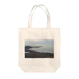 琵琶湖風景vol1 Tote bags