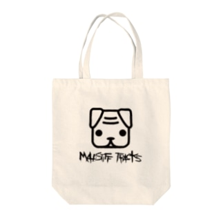 Madstiff Tracks Logo トートバッグ