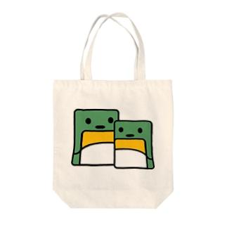 Green-Pen Tote bags