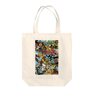 insigno_characters Tote bags