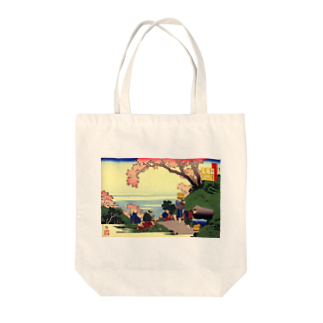 浮世絵 | うきよえ屋の前権中納言匡房 Tote bags