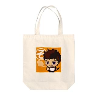 そんない竹内 Tote bags