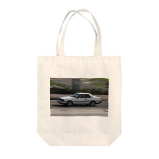 ブラック・マスク Tote bags