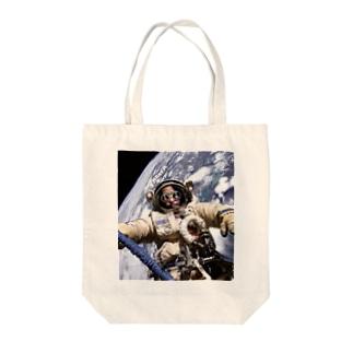 TABATA-宇宙から見たらどーでもええし! Tote bags