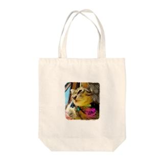 めめ6か月 Tote bags