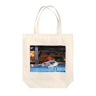 gosui Tote bags