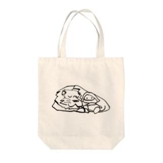 かおちゃと来音★夢見心地 Tote bags
