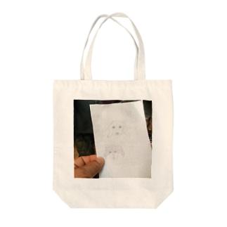 領収書のウラ Tote bags