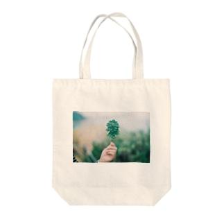 shiokiku Tote bags