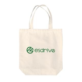 esdriveロゴ Tote bags