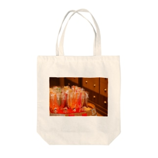 Love Eiffel Tote bags