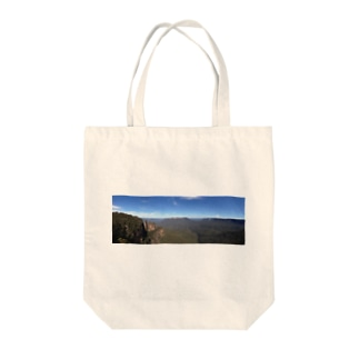 Blue Mountains Australia Tote bags