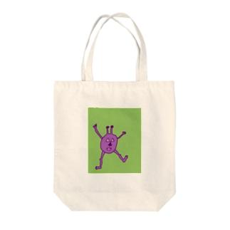 バイキン Tote bags