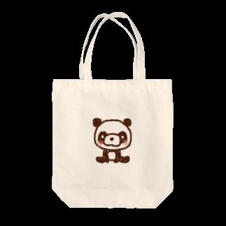 AttentIのほっこりパンダ Tote bags