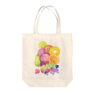juicy*fruit2 Tote bags