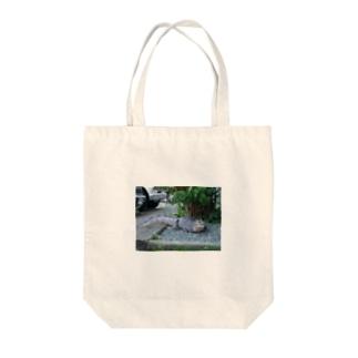ayuuu78のわにちゃん Tote bags