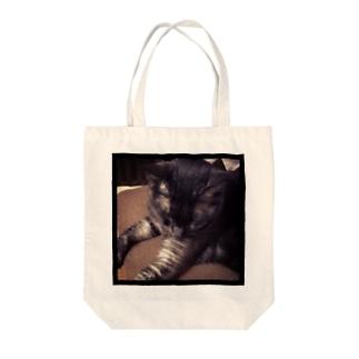 うのり Tote bags