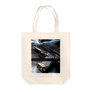 アンダーカバー「GUN」 Tote bags