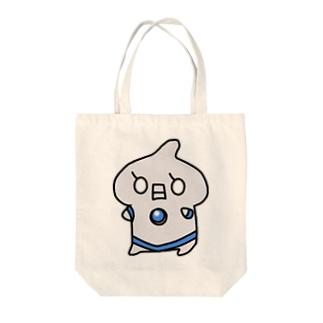 ちゅりとらまん Tote bags