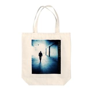 アンダーカバー「シルエット」 Tote bags