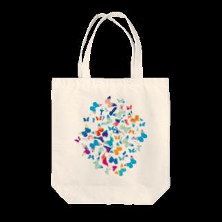 ttsoulのバタフライ-b Tote bags