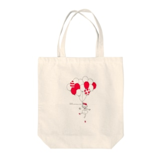Chiko*-red- Tote bags
