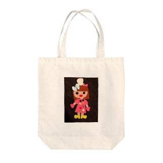 yonaminkoのバスガイド Tote bags