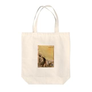 たんざわ騎士のMoon Tote bags