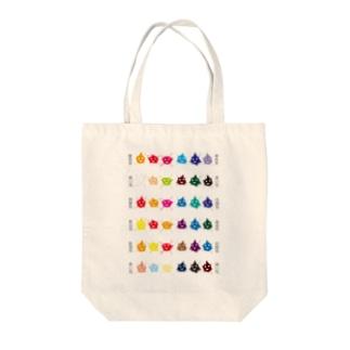 色の効果 Tote bags