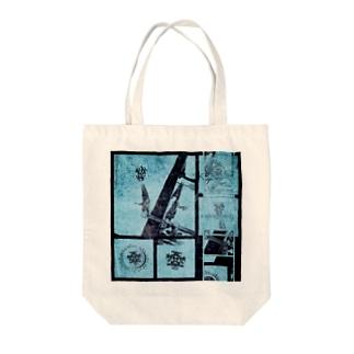 msf/001 Tote bags