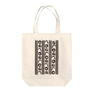 かまわぬ Tote bags
